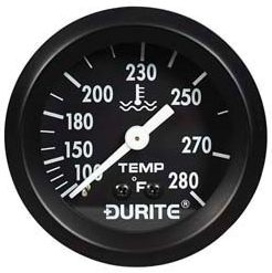 car engine oil temperatur gauge