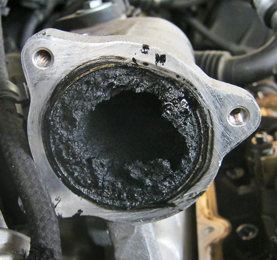 Most Effective Way To Cleaning EGR Value