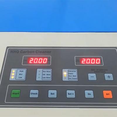 gas output production