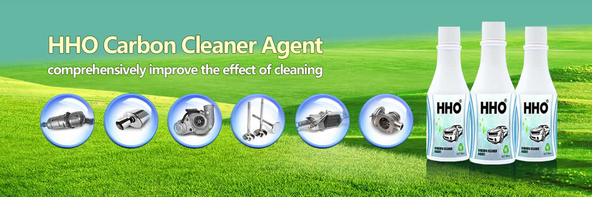 hho cleaner agent effect